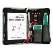 Тон-пробник, тон-генератор, 8-канальный тестер Pro's Kit MT-7068 фото