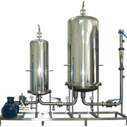 Разработка и производство систем для промышленной микрофильтрации на основе глубинных, мембранных и сорбционных фильтрующих элементов патронного типа фото