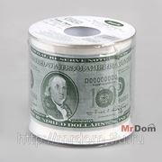 Туалетная бумага доллар антелла 2-х сл.40 м (753494) фото