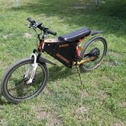 Электровелосипед пит-байк 1000Вт фото