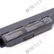 Батарея Asus K55, K45, K75, A55, A45, A75, P45, P55, X55, X75, X552, R400, R500, R700, U57 10,8V 4400mAh Black (K55) фото