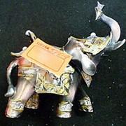 Сувенир Слон 3709 11х11см фото