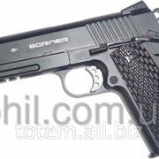 Пневматический пистолет KWC Colt KMB77 Blowback фото