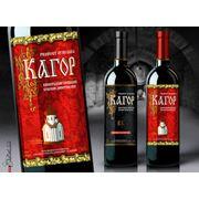Дизайн этикетки для вина фото