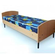 Кровать одноместная 800 фото