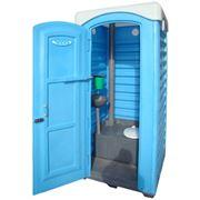 Мобильные туалетные кабины (биотуалеты) фото