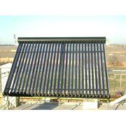 Установки солнечные водонагревательные фото