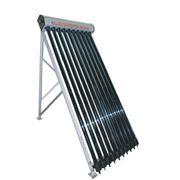 Солнечный вакуумный коллектор СВК-А 30 RHB + Опоры для плоской кровли фото
