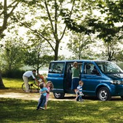 Микроавтобус Volkswagen Multivan фото