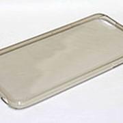 Чехол накладка Imak для Apple iPhone 6 (прозрачный черный) фото