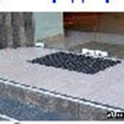 Системы уборки и встроенные системы уборки. Придверные решетки от производителя. фото