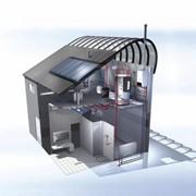 Техническое обслуживание системы электроснабжения и освещения фото