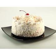 Торт-мороженое фото