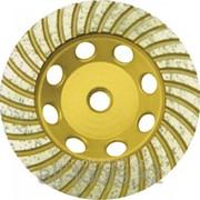 Чашка Stayer Master алмазная сегментированная, высота 22,2мм, 180мм Код: 33380-180 фото