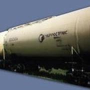 Перевозки грузовые железнодорожным транспортом в цистернах. фото
