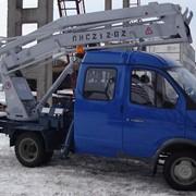 Автогидроподъёмник ПМС-212-02 фото