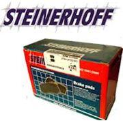Тормозные колодки Steinerhoff фото