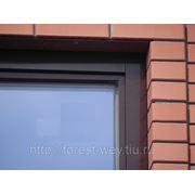 Деревянные евро окна под заказ фото