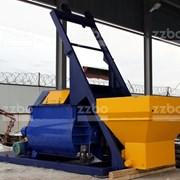Двухвальный бетоносмеситель БП-2Г-1500с фото