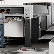 Печатная машина Speedmaster CD 102, печатное оборудование фото