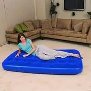 Односпальный надувной матрас BestWay фото