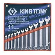 Набор ключей для автомобиля king tony 1211mr фото
