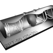 Резервуар двустенный без опор 2РТ-50(25+25) фото
