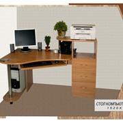 Компьютерный стол №7 фото