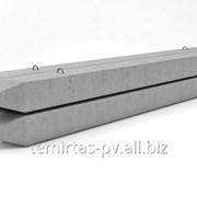Сваи забивные железобетонные цельные, квадратного сплошного сечения 350х350 мм. марка С 150.35 – 12 фото
