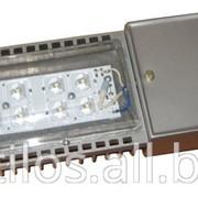 Светильник светодиодный консольный ДКУ 75 А фото