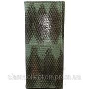 Ключница из кожи змеи SNKH 01 Light Green фото
