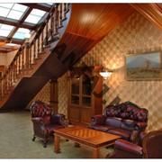 Мебель для кабинетов, библиотек, арт.1 фото
