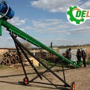 Шнековый загрузчик (транспортер) зерна 6 м Деллиф фото
