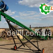Погрузчик зерновой шнековый - Деллиф (6м) фото