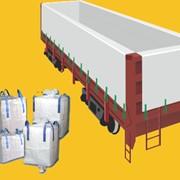 Контейнер мягкий биг-бэг, вагон-бэг, лайнер-бэг фото