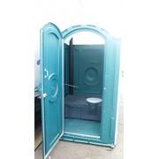 Туалетная кабина б/у фото