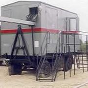 Установка мобильная энергетическая МЭУ-200 фото