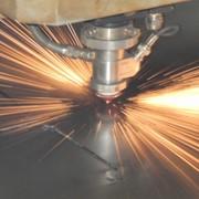 Работы по резке и обработке металла фото