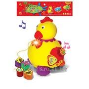 Сортер Tinbo Toys Курочка с логикой TB00701036 фото