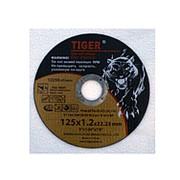 Круг отрезной Tiger Abrasive 125х1,2х22 фото