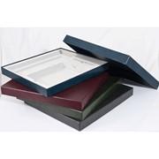 Подарочная упаковка Brunnen на 3 изделия, 37,8 х 34,7 см Черный фото