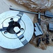 Патрон токарный 3-х кул. 3-125.03.11 d=125мм (Ч7100-0003) фото
