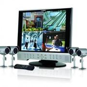 Системы видеонаблюдения, комплексные системы безопасности. фото