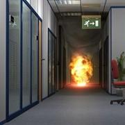 Пожарная сигнализация, проект, монтажные работы фото