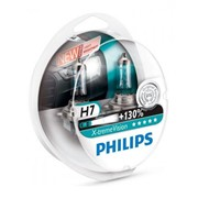 Лампочка авто 12v 55w Автомобильные лампы Philips H7 X-tremeVision 12V 55W фото