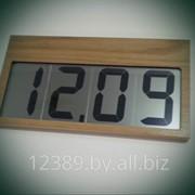 Часы настенные электронные - Интеграл ЧЭ-03 фото