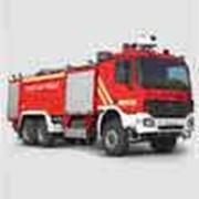 Машина пожарная аэродромная BUFFALO фото