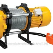 Лебедка электрическая KCD 1 т 30 м фото