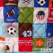 Одеяла стеганые, размер 175х215см. фото