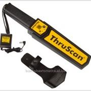 Ручной металлодетектор ThruScan фото